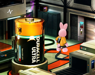 P&G Duracell digital long-term platform