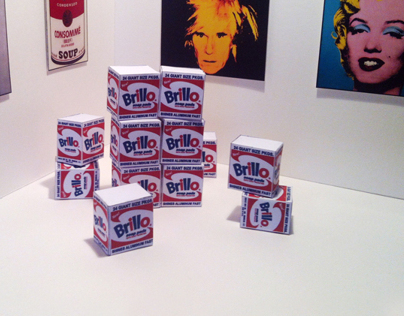 Mini Expo Warhol