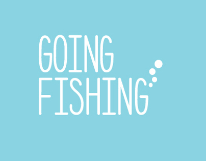 Going Fishing branding & identity