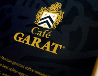 café garat self-promotion brochure