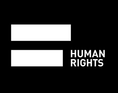 Human Rights - Uneqaul Sign