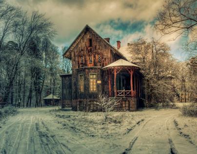 Abandoned Hunting Manor