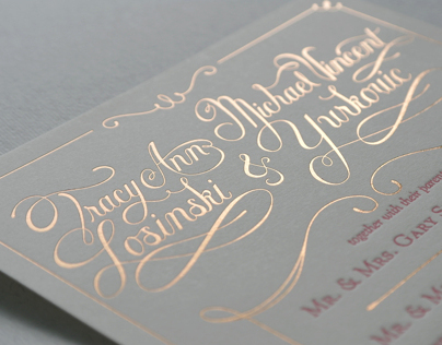 MYTL Wedding Invitation