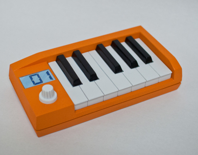 Modelmaking - LRK-1 Synth