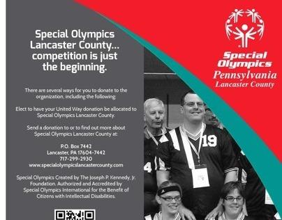 Designathon 13: Special Olympics