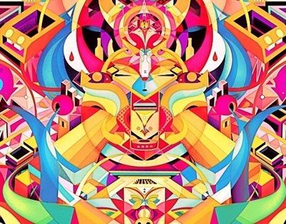 pop psychedelic