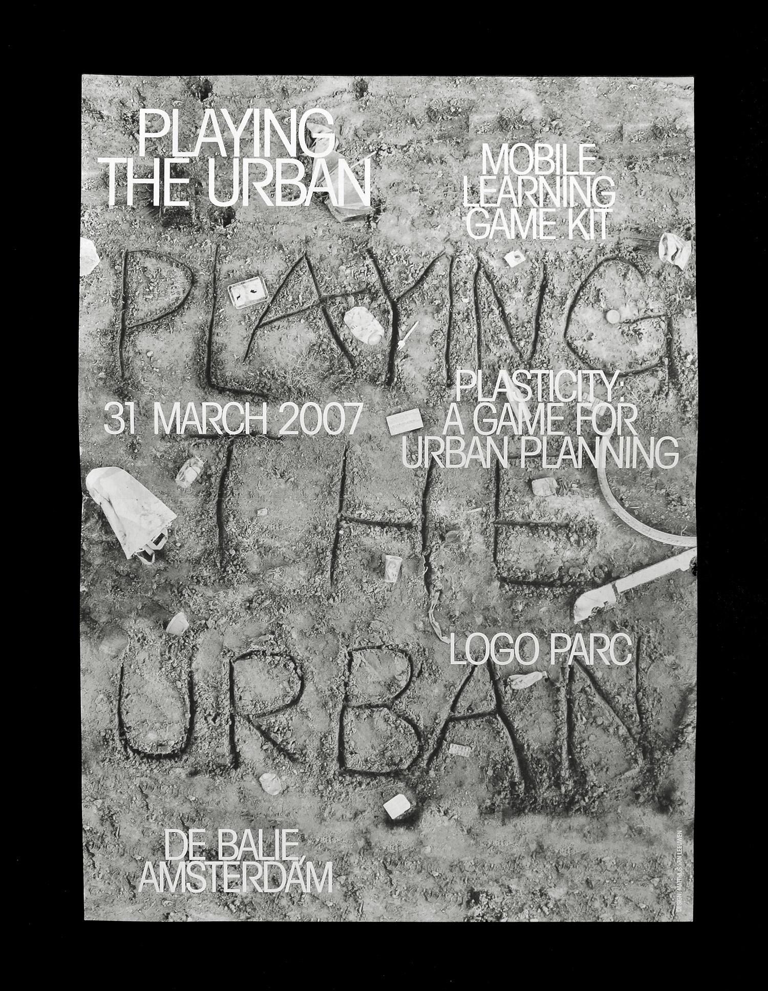 Playing The Urban