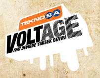 Teknosa - VoltAGE Project