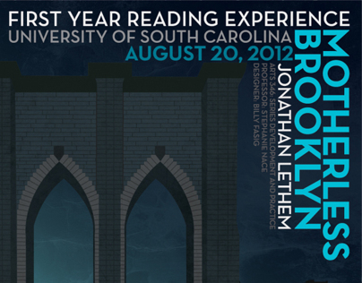 Motherless Brooklyn First Year Reading Experience