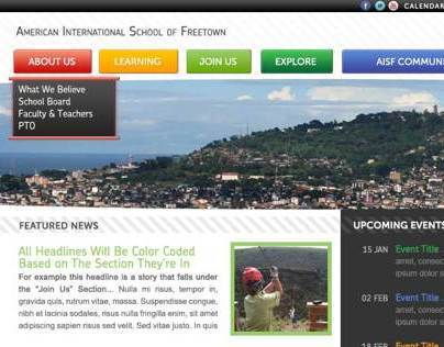 American International School of Freetown