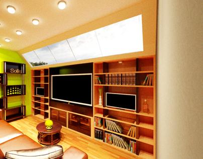 Tv Room Revamp