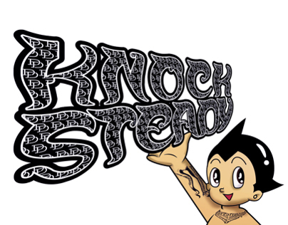 Astroboy Supports Knocksteady