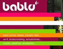 Corporate Identity for Bablu