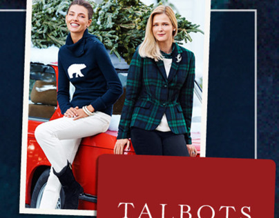 TALBOTS | Facebook & Twitter Thanksgiving Sweepstakes