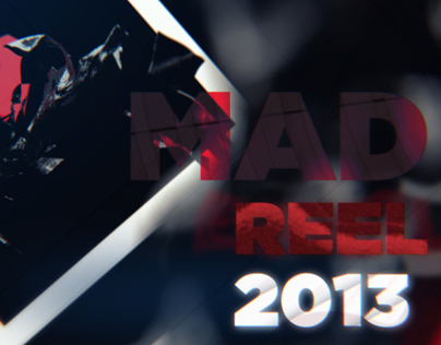Studio MAD - Showreel 2013
