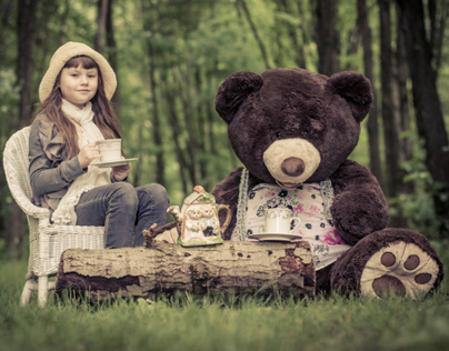 Forest Tea Party