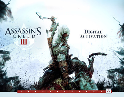 Assasins Creed III - Digital Activation