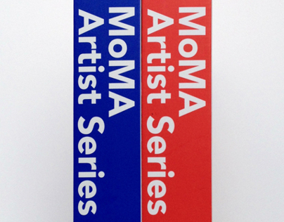 MoMA Artist Series, boxed set