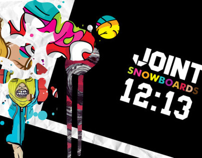 JOINT snowboards catalogue 2012-13