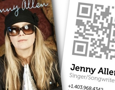 Jenny Allen Music - Festival Package