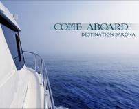 Yacht Club Intro Animation & Micro-Site