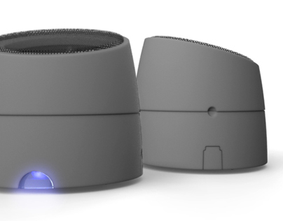 Part Design: iHome Speakers