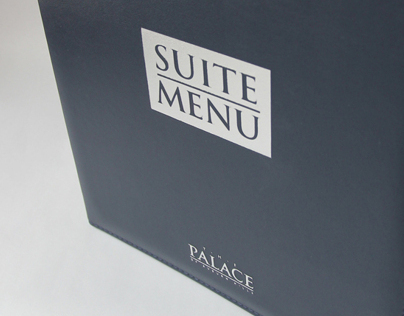 Palace Suite Menu