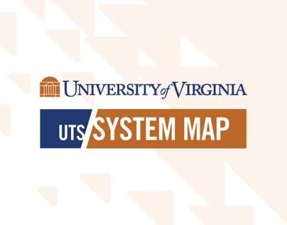 UVA University Transit Service Map Redesign