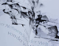 The World - Calligraphic Book Project