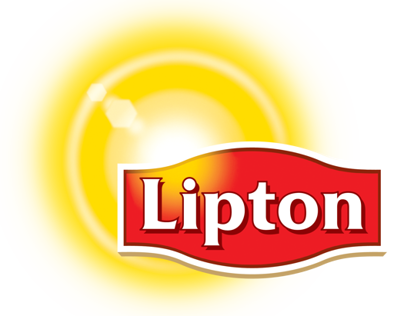 Ad campaign promoting Lipton Green Tea