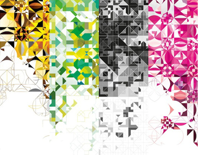 Prints: Mosaics ➔ ZELLIJ