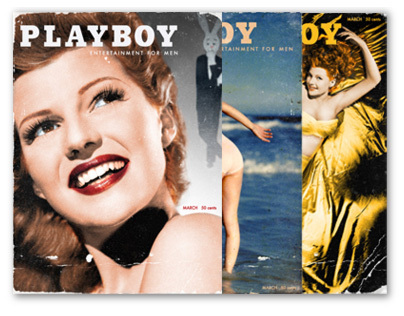 The March 1955 Playboy Project