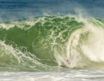 Surf - Quiksilver Pro France 2012