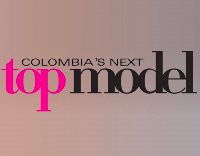 Colombias Next Top Model
