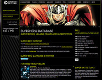 Superhero Database v2.0