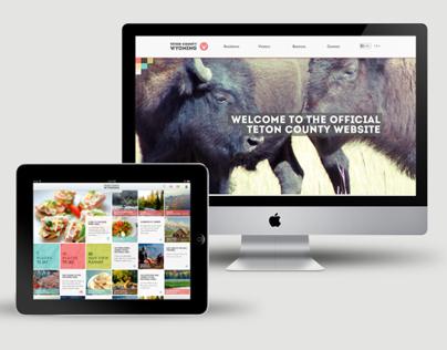 Teton County App & Website