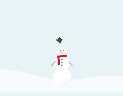 10 Second Snowman