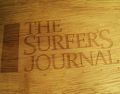 Prospect Book para The Surfers Journal