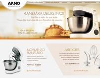 New Planetary Mixer // ARNO