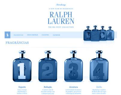 Big Pony Fragrance // Ralph Lauren