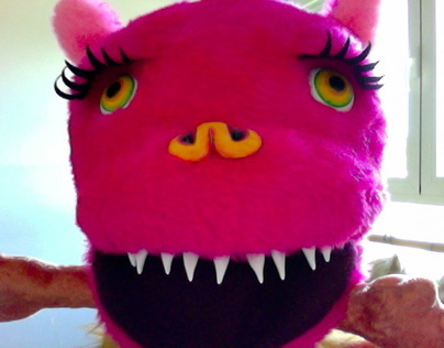 Me-Monsters Hand Puppets 2010