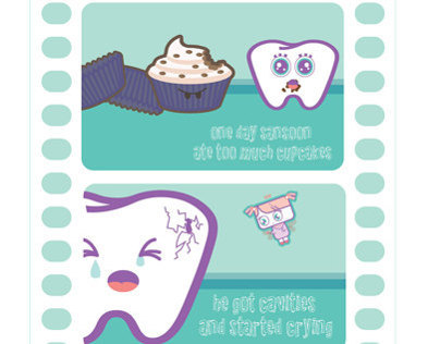 sansoon Pediatric Dentistry Posters