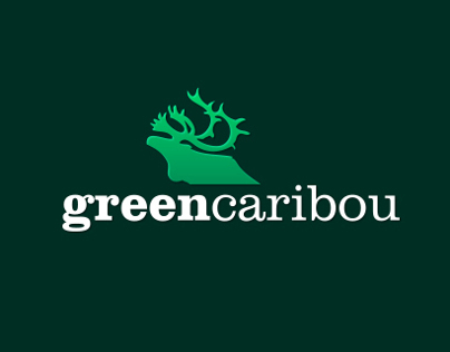 Green Caribou Identity & Website