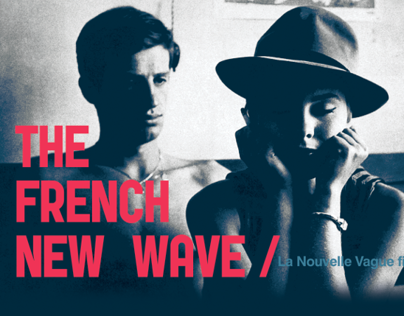 French New Wave / Brouchure