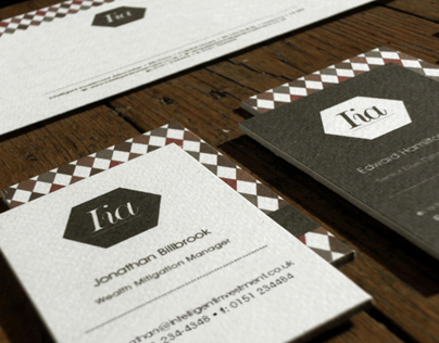 Brand identity, business stationery & brochure