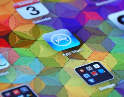 iPad Retina Wallpaper #2