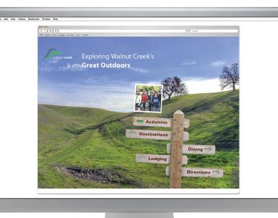 Hometown Tourism Website Design