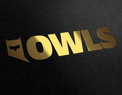 Owls Department Branding