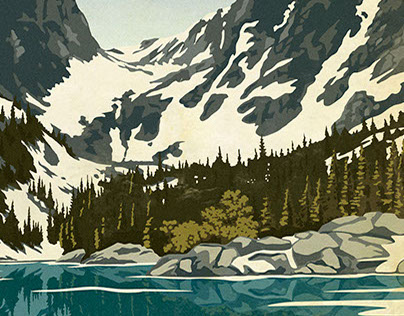 FITS National Park Posters