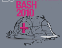 25 Field Ambulance Halloween Bash 2010 Invite
